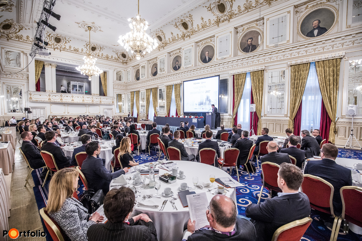 120 participants attended the Portfolio - RICS Valuation and Investment 2017