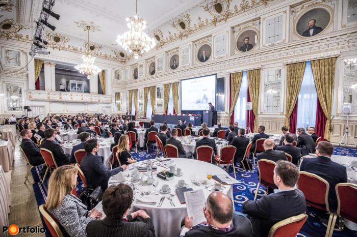 120 fő részvételével került megrendezésre az idei Portfolio-RICS Valuation and Investment konferencia.
