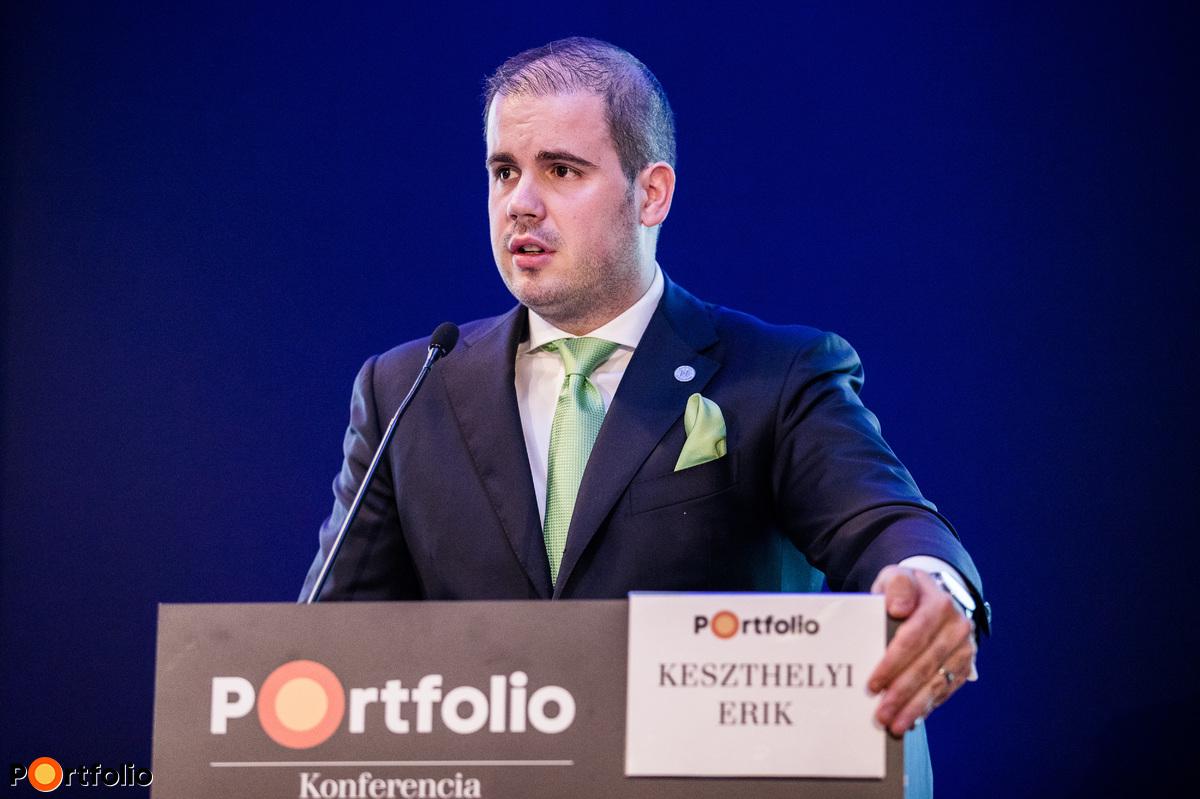 Erik Keszthelyi (President-Owner, Keszthelyi Holding Zrt.): Challenges on the brokerage market