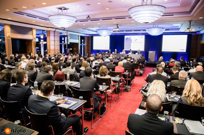 Nearly 250 participants attended the Portfolio Insurance 2017