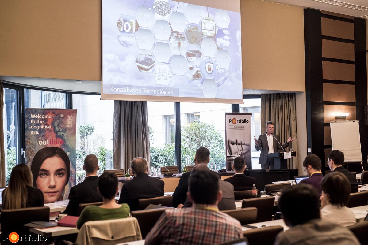 Portfolio-IBM szeminárium 2017 - Okos megoldások a vállalati hatékonyság szolgálatában