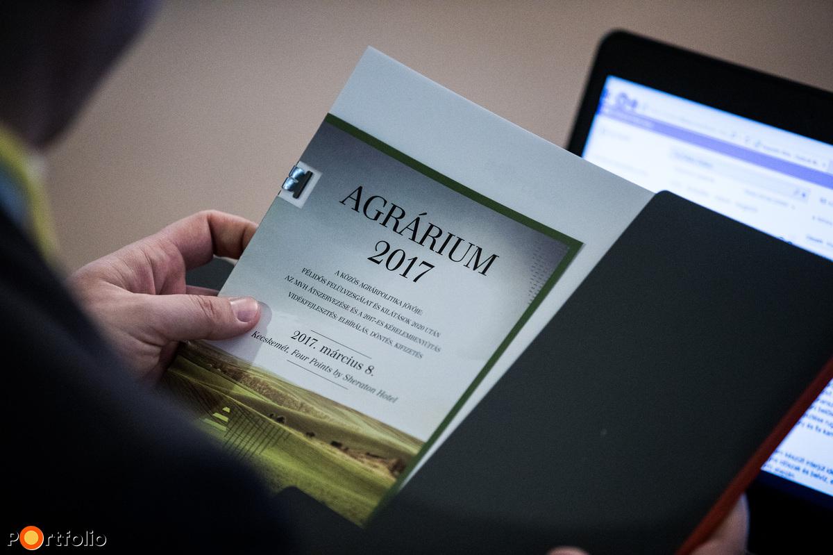 Portfolio Agrárium 2017