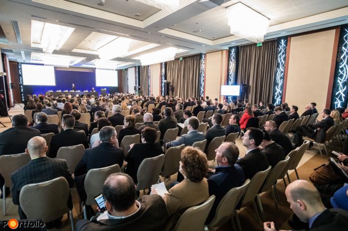 Csaknem 300 fő részvételével került megrendezésre az idei Agrárium konferencia