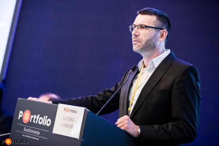 Gedei Gábor (GINOP projektmenedzser, Gazdaságfejlesztési programok végrehajtásáért felelős helyettes államtitkárság, NGM): Új lehetőségek előtt az élelmiszeripar