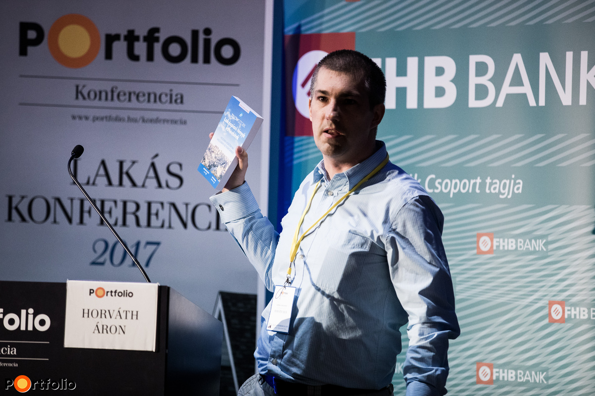 Horváth Áron, kutatóközpont vezető, ELTINGA / Lakás Riport: Ingatlanos Biblia - Tények és tévhitek a lakáspiacról