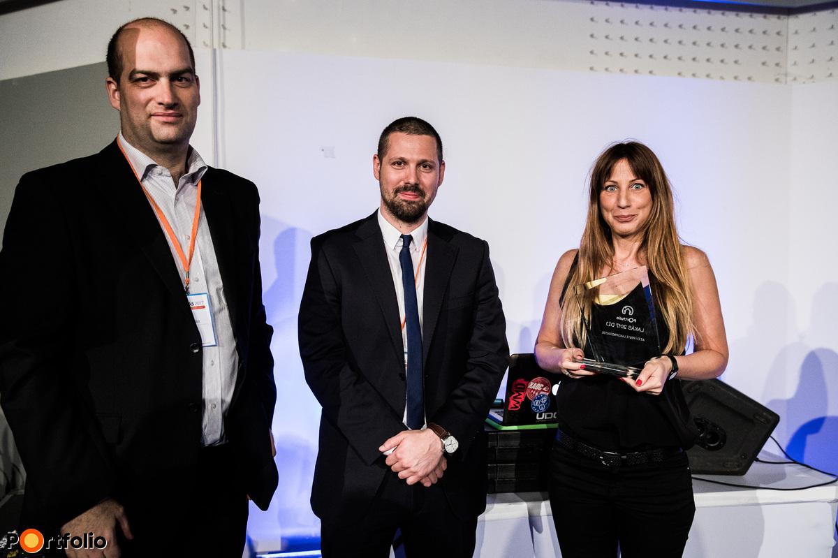 A 110 lakásos vagy annál nagyobb pesti projektek kategóriájában a Portfolio Lakás 2017 díját a Metrodom Panoráma, a Metrodom fejlesztésében kapta