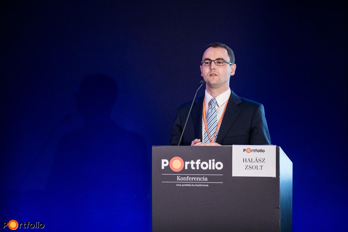 A konferencia szakmai szervezője: Weinhardt Attila (vezető elemző, Uniós Források rovatvezető, Portfolio).