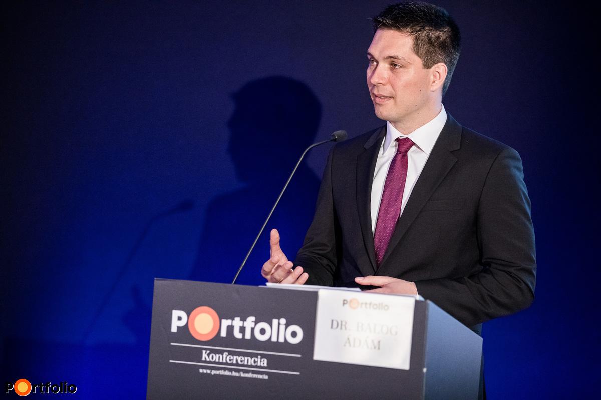 Dr. Ádám Balog (Chairman-CEO, MKB Bank Zrt.): After FGS, during intense EU tendering – Bank financing opportunities