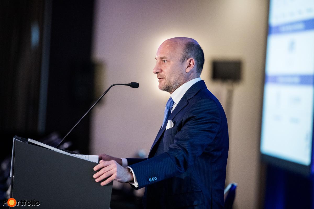Bernáth Tamás (elnök-vezérigazgató, MFB Zrt.): Az MFB fejlesztéspolitikai szerepe és a visszatérítendő források rendszere