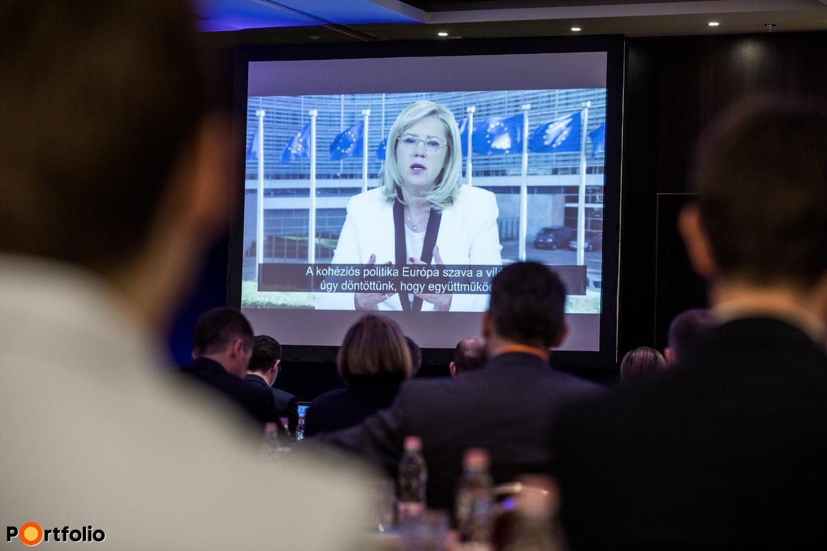 Video message - Corina Cretu (European Commissioner for Regional Policy, European Commission)
