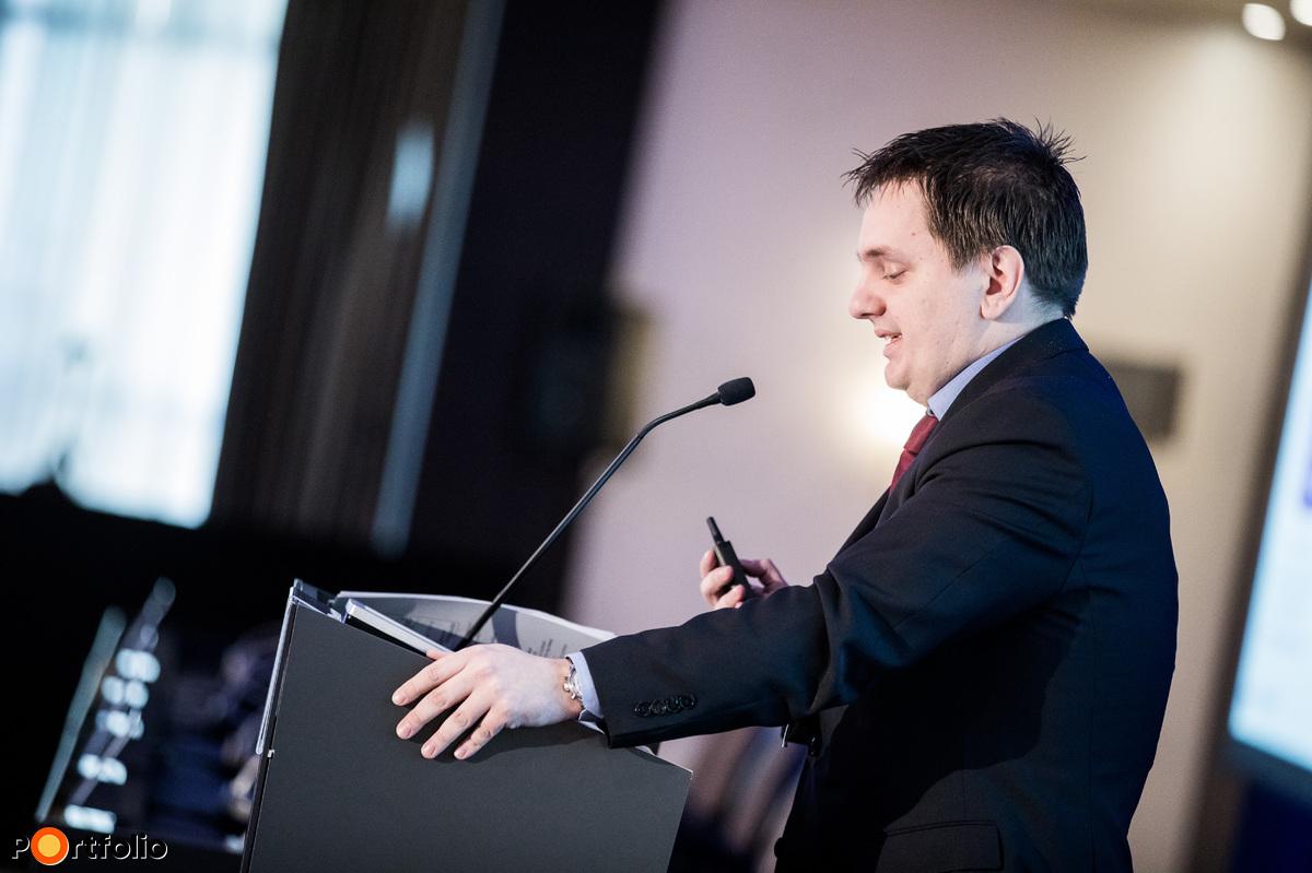 Fábián Gergely (igazgató, Pénzügyi Rendszer Elemzése Igazgatóság, MNB): Az EU-források jelentősége jegybanki szemmel