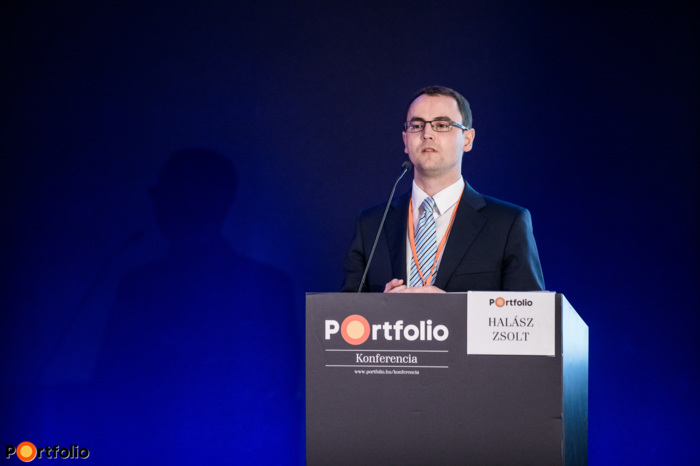 Project Manager of the conference: Attila Weinhardt (Analyst, Portfolio)