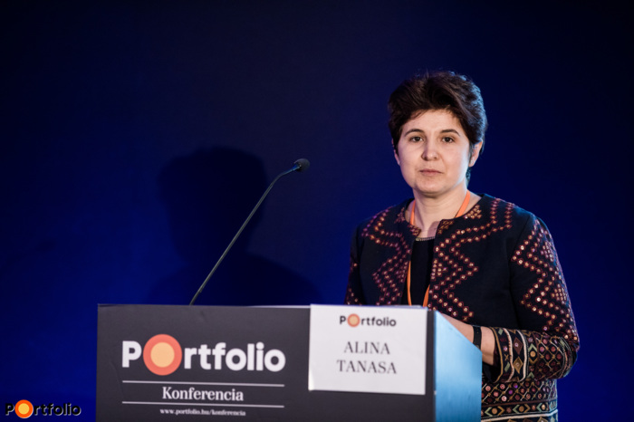 """Alina Tanasa (Deputy Head of Unit, DG Economic and Financial Affairs, European Commission, Luxembourg): The second pillar of the """"Juncker Plan"""": the Advisory Hub (EIAH) and the Project Portal (EIPP)"""