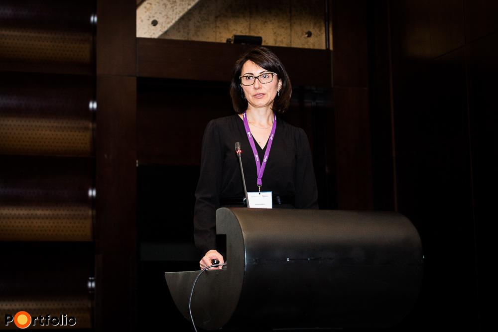 Aurelia Luca (Country Director, Skanska Property Romania): Speed session