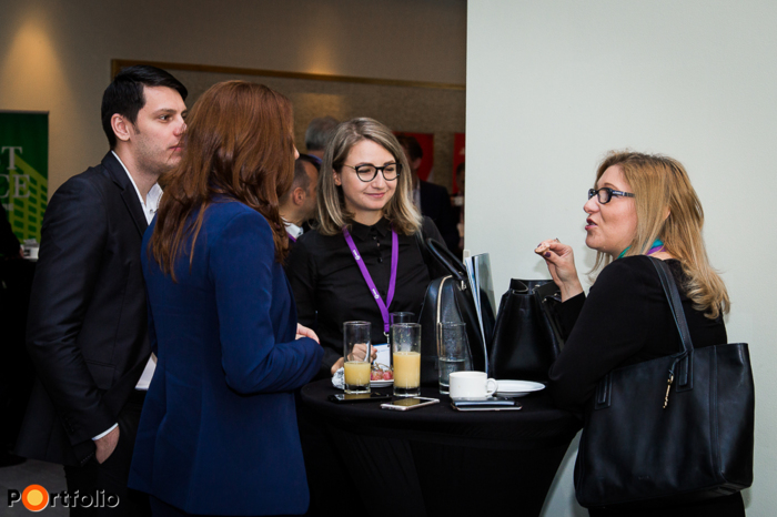 Coffee and snacks – Networking