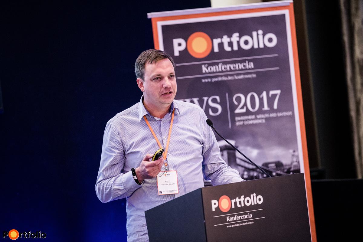Faluvégi Balázs (Co-founder & Chief Investment Officer, Blueopes): Robot-tanácsadók térnyerése a vagyonkezelésben