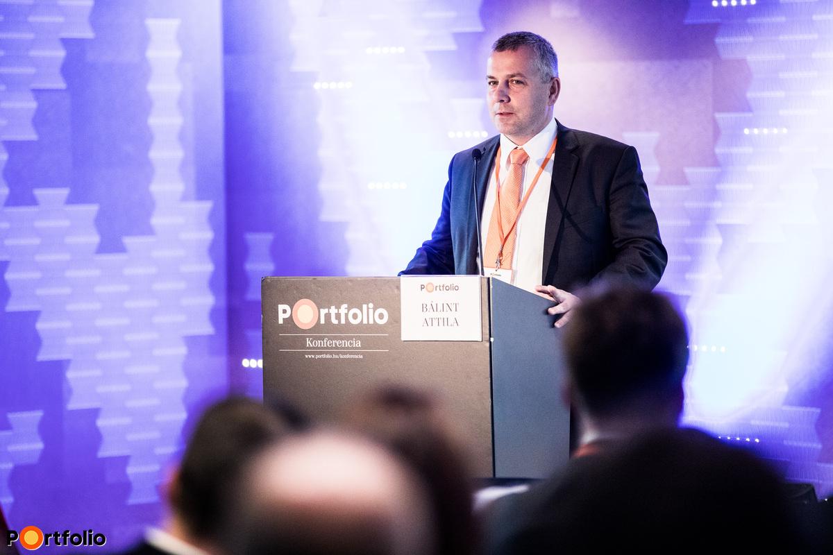 Bálint Attila (vezérigazgató, Raiffeisen Privátbank, Raiffeisen Alapkezelő): Termékfejlesztés és értékesítés a MiFID II.-ben