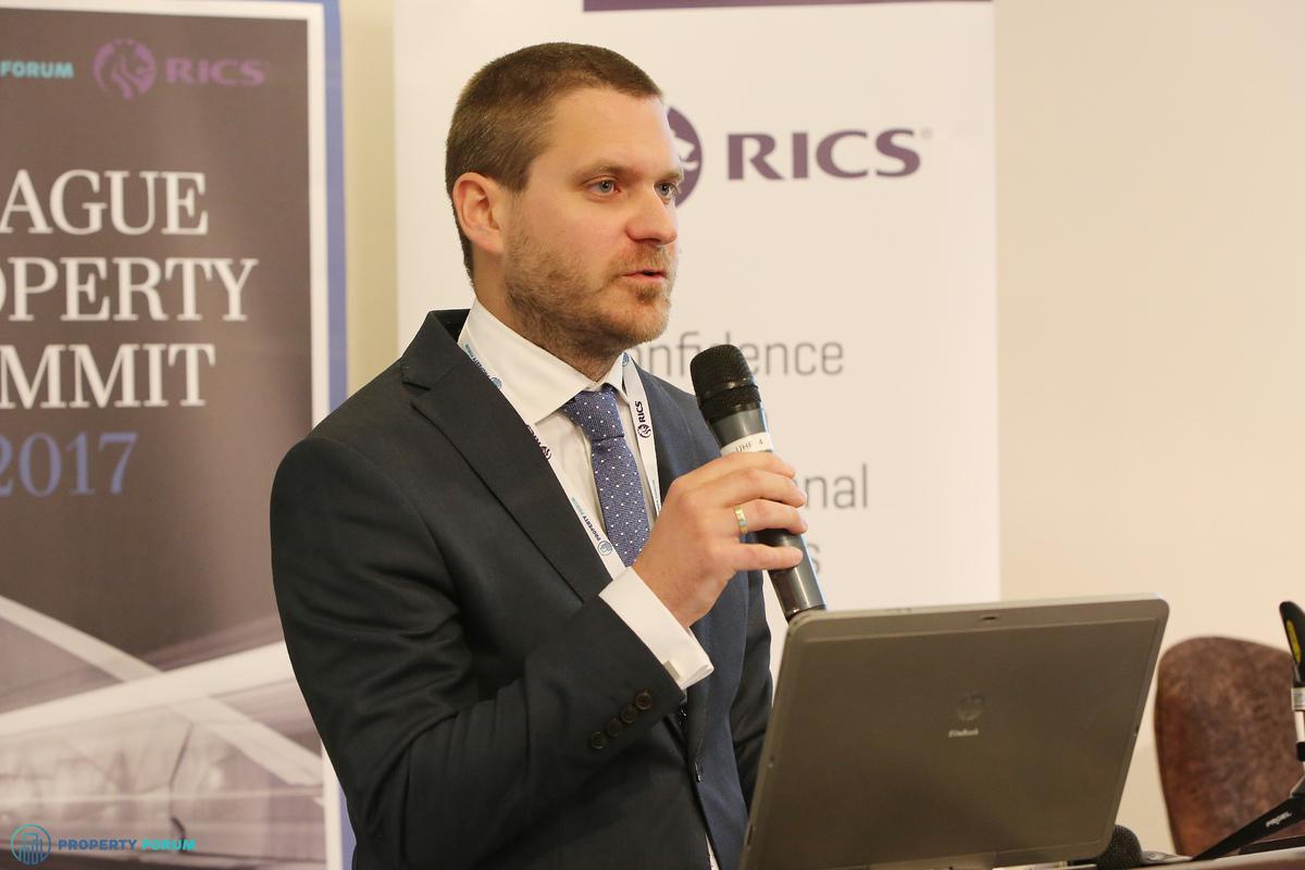 Csanád Csűrös, CEO, Property Forum