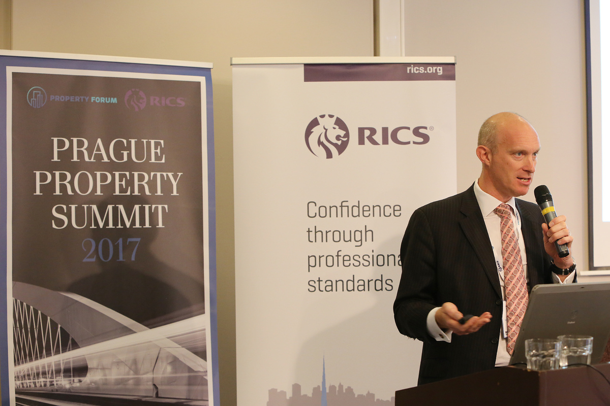CEE in 2017 - Property investment trends: Mark Robinson B.A. (Hons), (CEE Research Specialist, Colliers International)