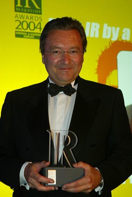 Michel-Marc Delcommune, a Mol stratégiai igazgatója