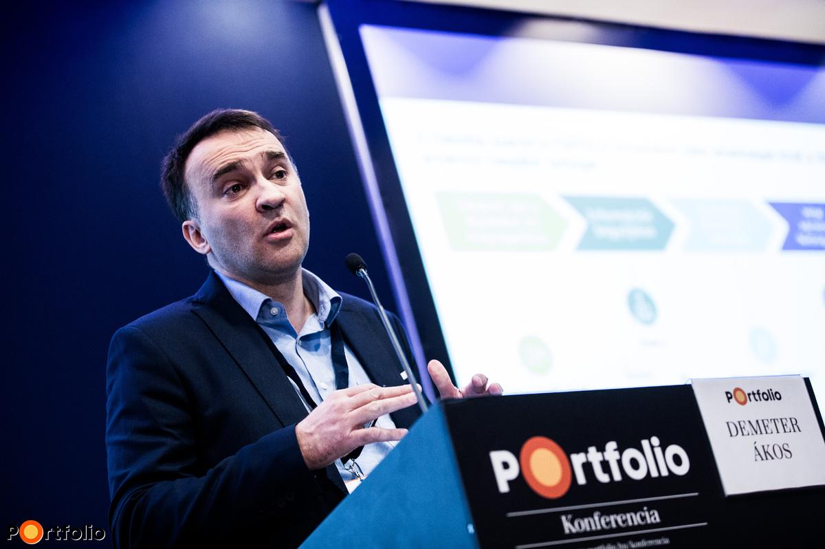 Demeter Ákos (partner, Deloitte): Lehetőség vagy veszély: a fintech forradalom hatása a bankszektorra és azon belül a hitelezésre