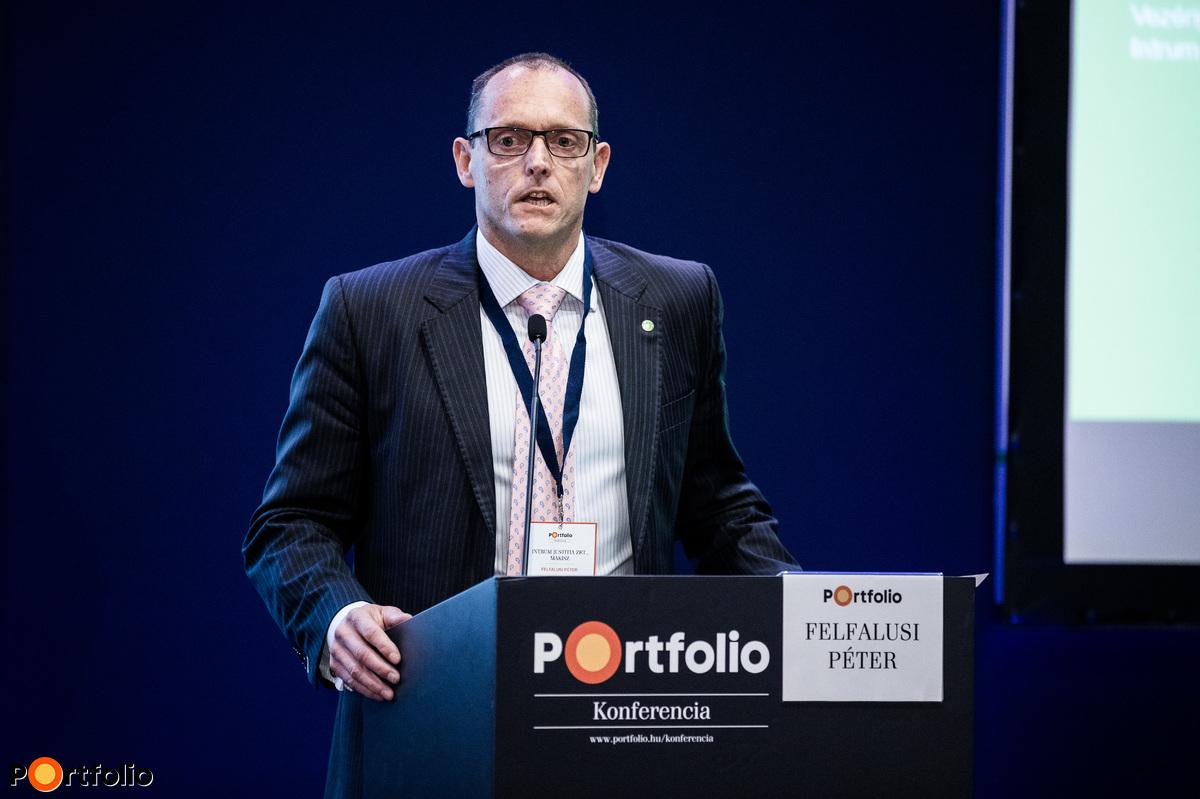 Felfalusi Péter (vezérigazgató, elnök, Intrum Justitia Zrt., MAKISZ): Követelésvásárlások a magyar jelzáloghitel-piacon