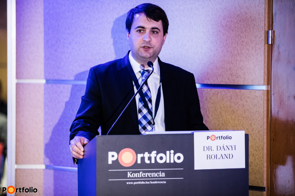 Dr. Dányi Roland (hitelezési üzletág vezető, MAPI Fejlesztési Iroda Zrt.): Az Európai uniós forrásból finanszírozott hitelprogramok tapasztalatai