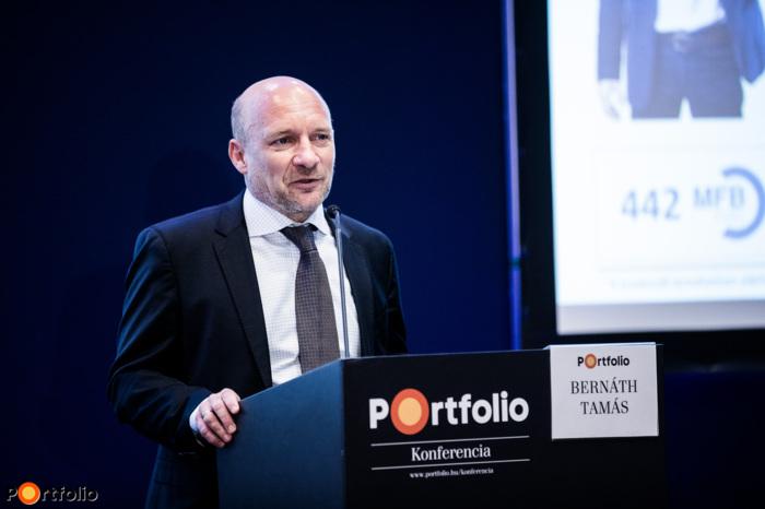 Tamás Bernáth (Chairman-CEO, MFB Zrt.): MFB's Role in SME Lending