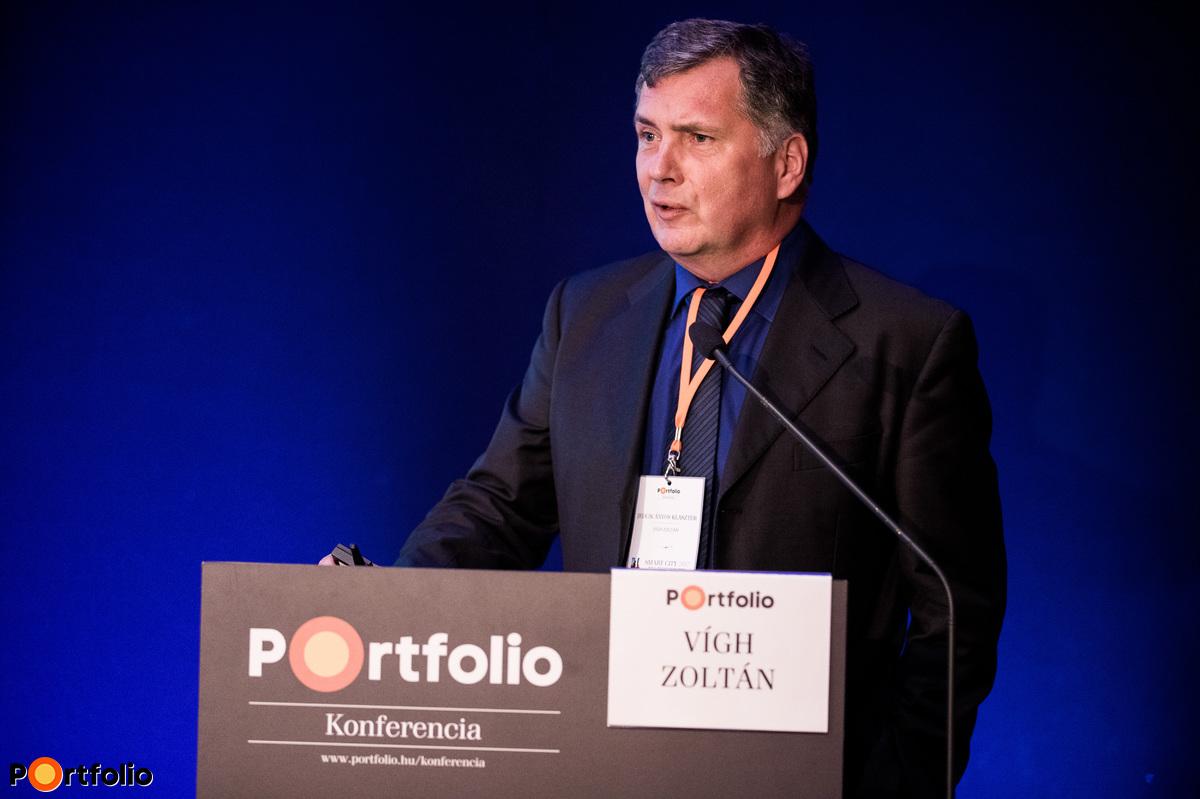 Vígh Zoltán (közkapcsolati igazgató, Jedlik Ányos Klaszter): A jövő energiája