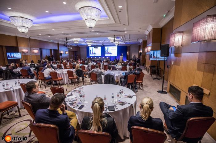 Mintegy 120 fő részvételével került megrendezésre a Portfolio Smart City 2017 konferencia