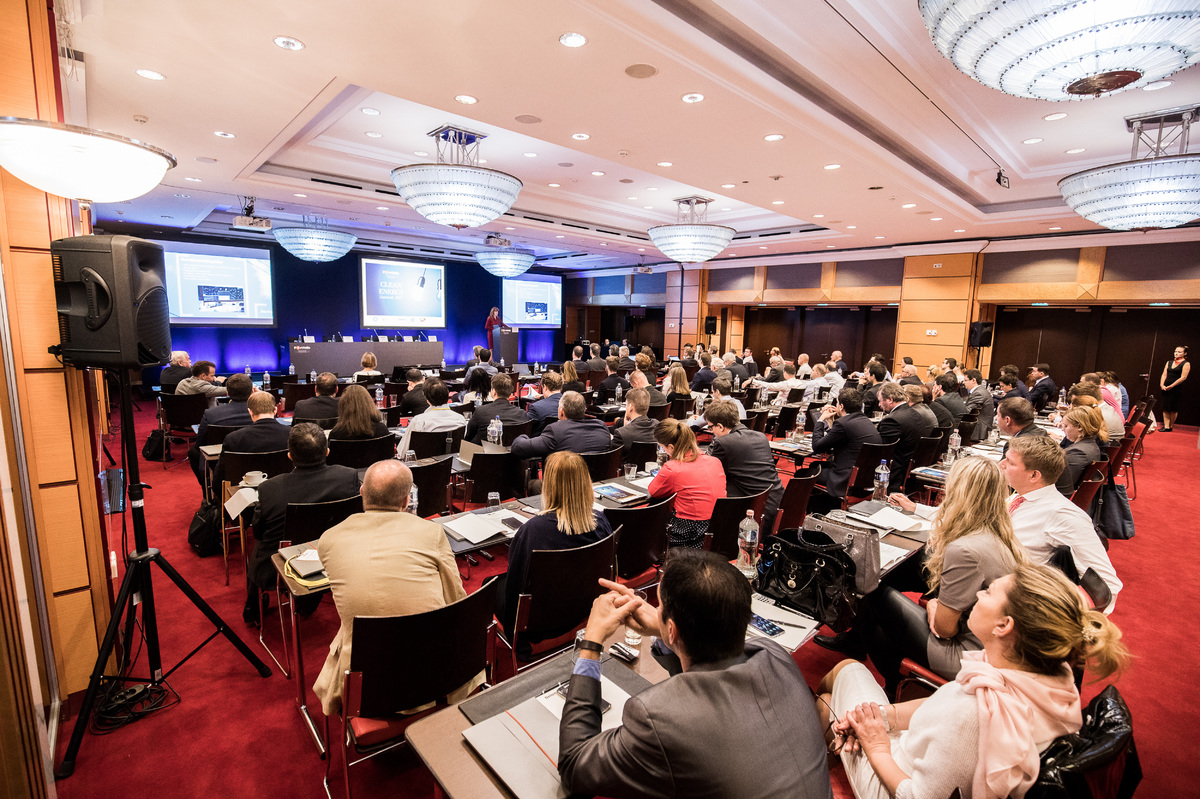 Nearly 150 participants attended the Portfolio Clean Energy Summit 2017