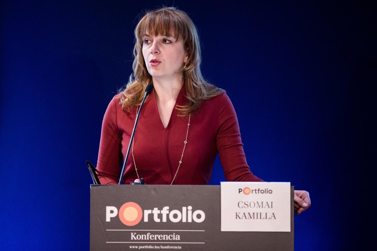 Csomai Kamilla (vezérigazgató, MAVIR Zrt.): A megújuló energiaforrás-alapú villamosenergia-termelők rendszerbe illesztésének kihívásai