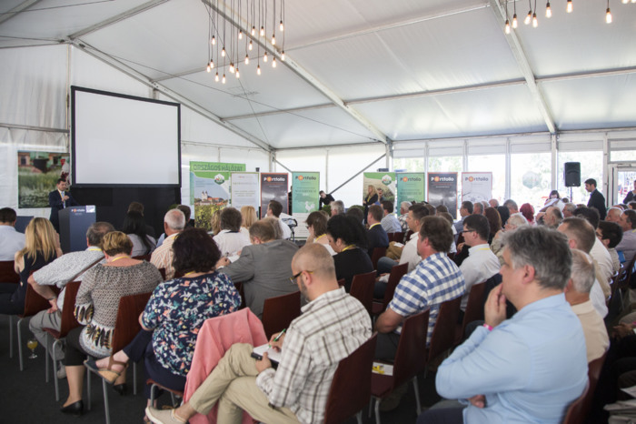 150 fő vett részt idén a pápai Nyugat-magyarországi Agrárfórumon