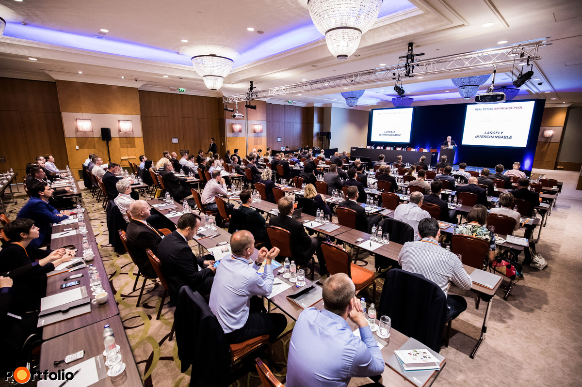 Nearly 150 participants attended the Portfolio FM & Office 2017 Conference on the 23rd of May.