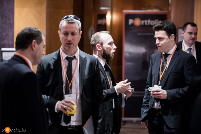 Coffee break, networking