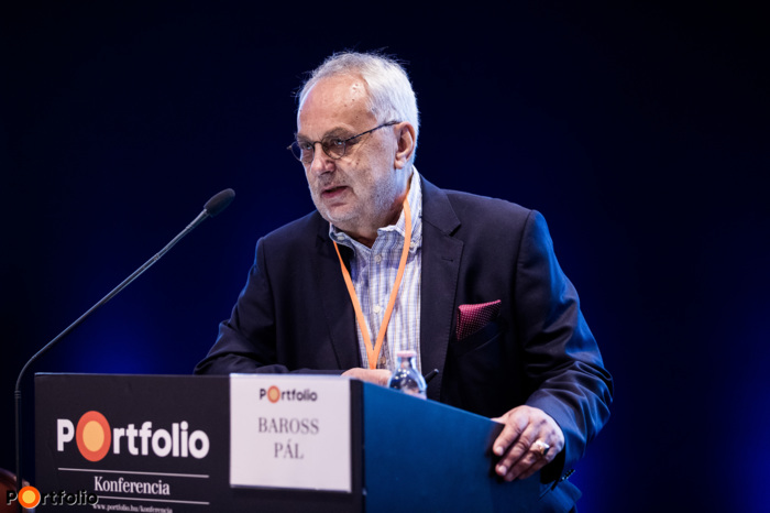 Pál Baross FRICS (Campus Development Director, Central European University): Keynote speech