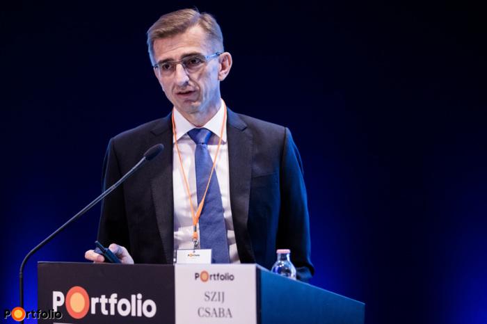 Szij Csaba (vezérigazgató-helyettes, B+N Referencia Zrt.): Az üzemeltetési piac kihívásai a jövőben