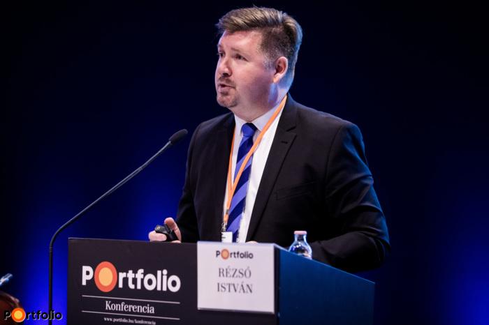 Rézsó István (Head of Business Development, Cushman & Wakefield): A Property Management aktuális kérdései egy portfolio tükrében