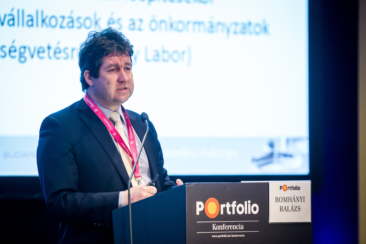 """Balázs Romhányi (Managing Director, Fiscal Responsibility Institute): The labor market environment of automotive industry - \""""More brain than brawn!"""""""