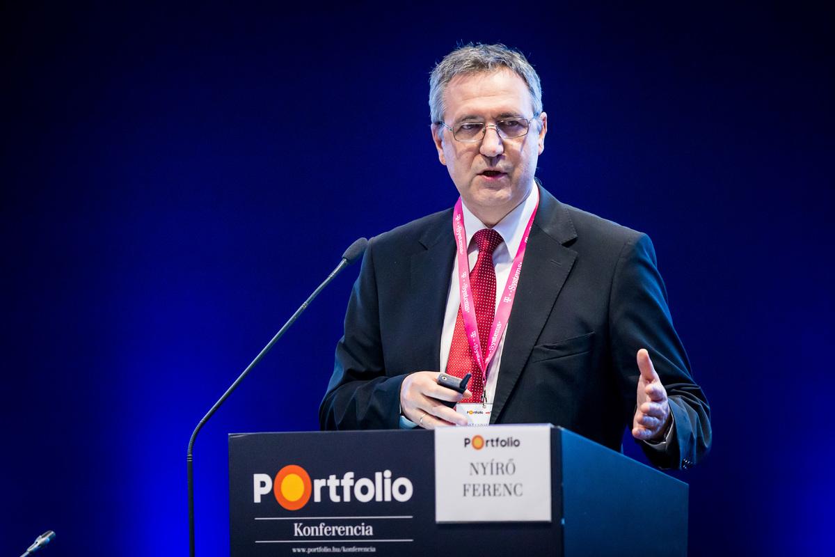 Nyírő Ferenc (PLM/CAD/CAM üzletág vezető, S&T Consulting Hungary Kft.): Az ipari digitalizáció korszerű eszközei