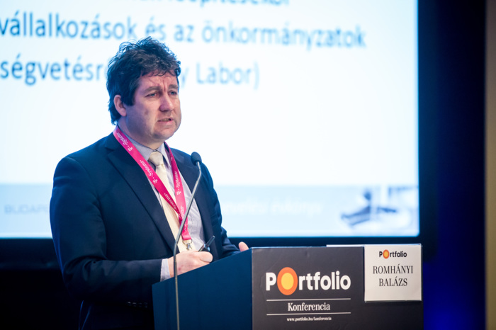 "Balázs Romhányi (Managing Director, Fiscal Responsibility Institute): The labor market environment of automotive industry - ""More brain than brawn!"""