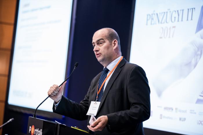 Bán Zoltán, a Portfolio vezérigazgatója köszöntötte a vendégeket