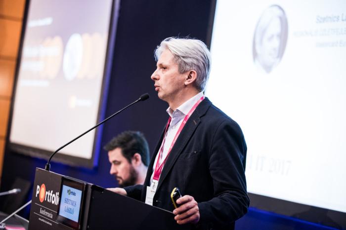 Szetnics László (mobilfizetésekért felelős regionális üzletfejlesztési vezető, Mastercard Europe): Mobilfizetés Magyarországon