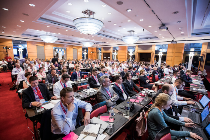 Nearly 250 participants attended the Portfolio Financial IT 2017 Conference on the 30th of May.