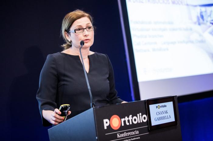 Csanak Gabriella (szenior üzleti tanácsadó – Pénzintézetek üzletág, T-Systems Magyarország): Változó bankok