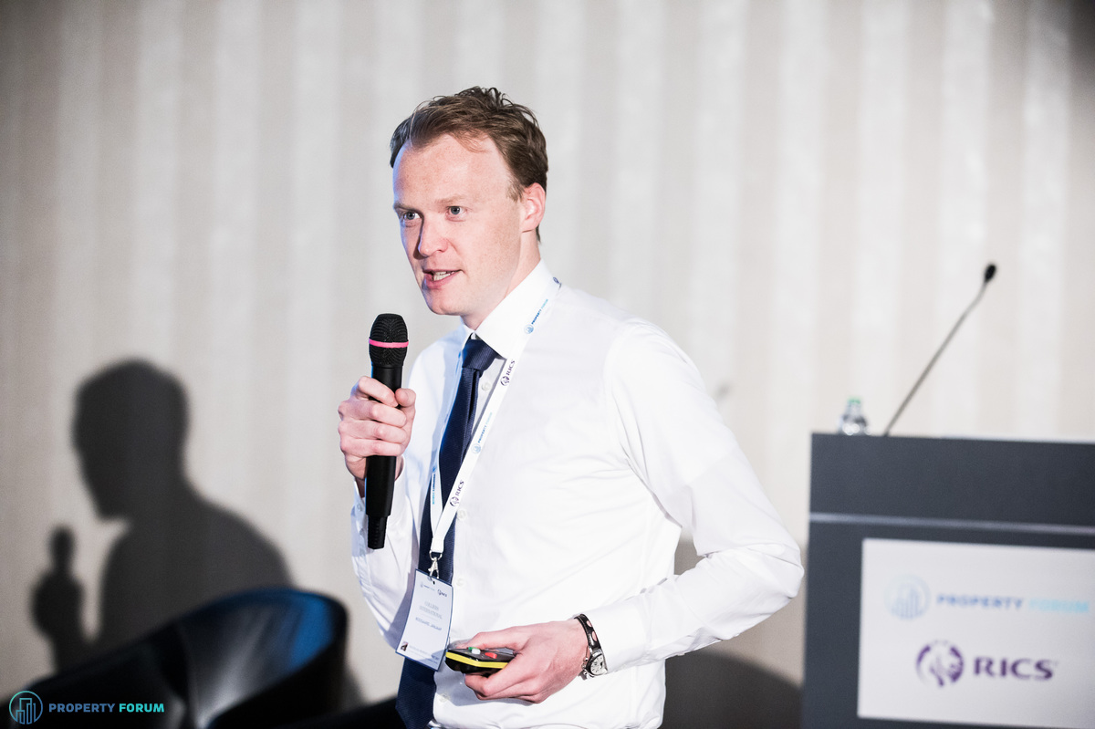 JanJaap Boogaard (Head of EMEA Workplace Solutions, Colliers International): Workplace trends in Europe and Slovakia