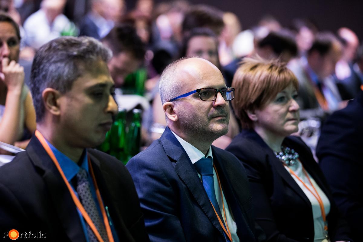 Business and Finance Summit 2017 - Tatha Ghose, Kozma András, Fülöpné Bogdán Krisztina