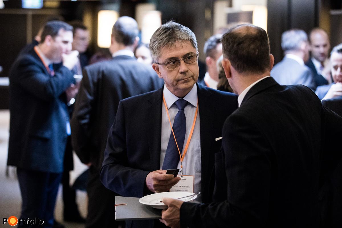 Networking - Gábor Kazinczy, Borsodchem Zrt.
