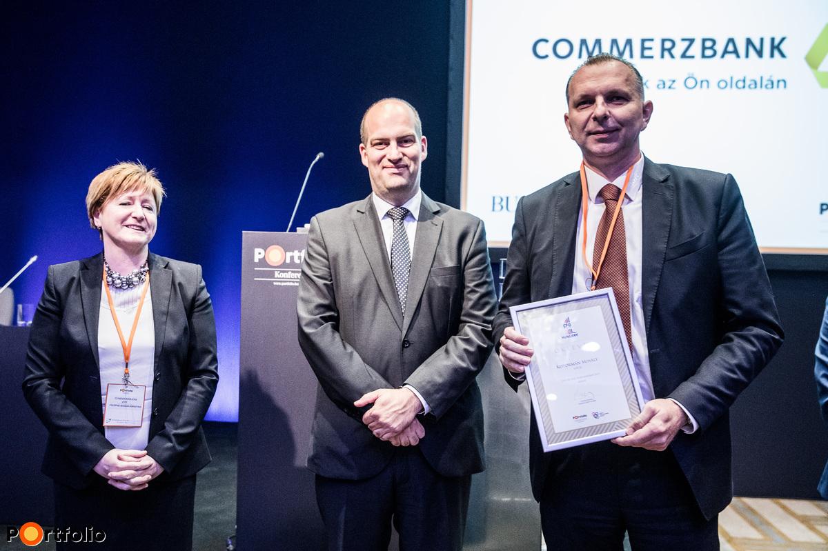 Kotormán Mihály (KITE Zrt.) - CFO of the year díj jelölt