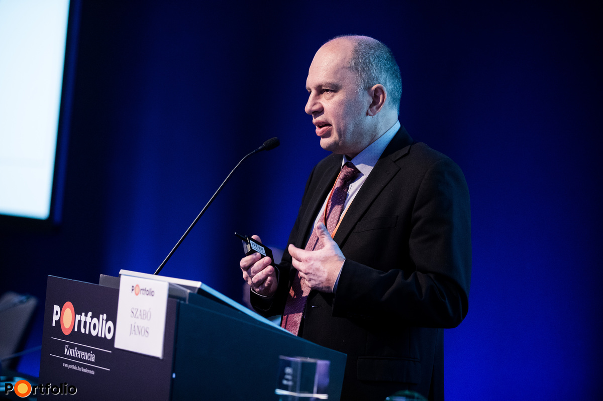 János Szabó (Deputy-CEO, Magyar Telekom): CFO case study: Magyar Telekom